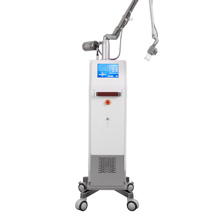 Silver Gray Vagina Skin Tightening Devices For Home Use CO2 Fractional 4 Modes Multifuction Machine